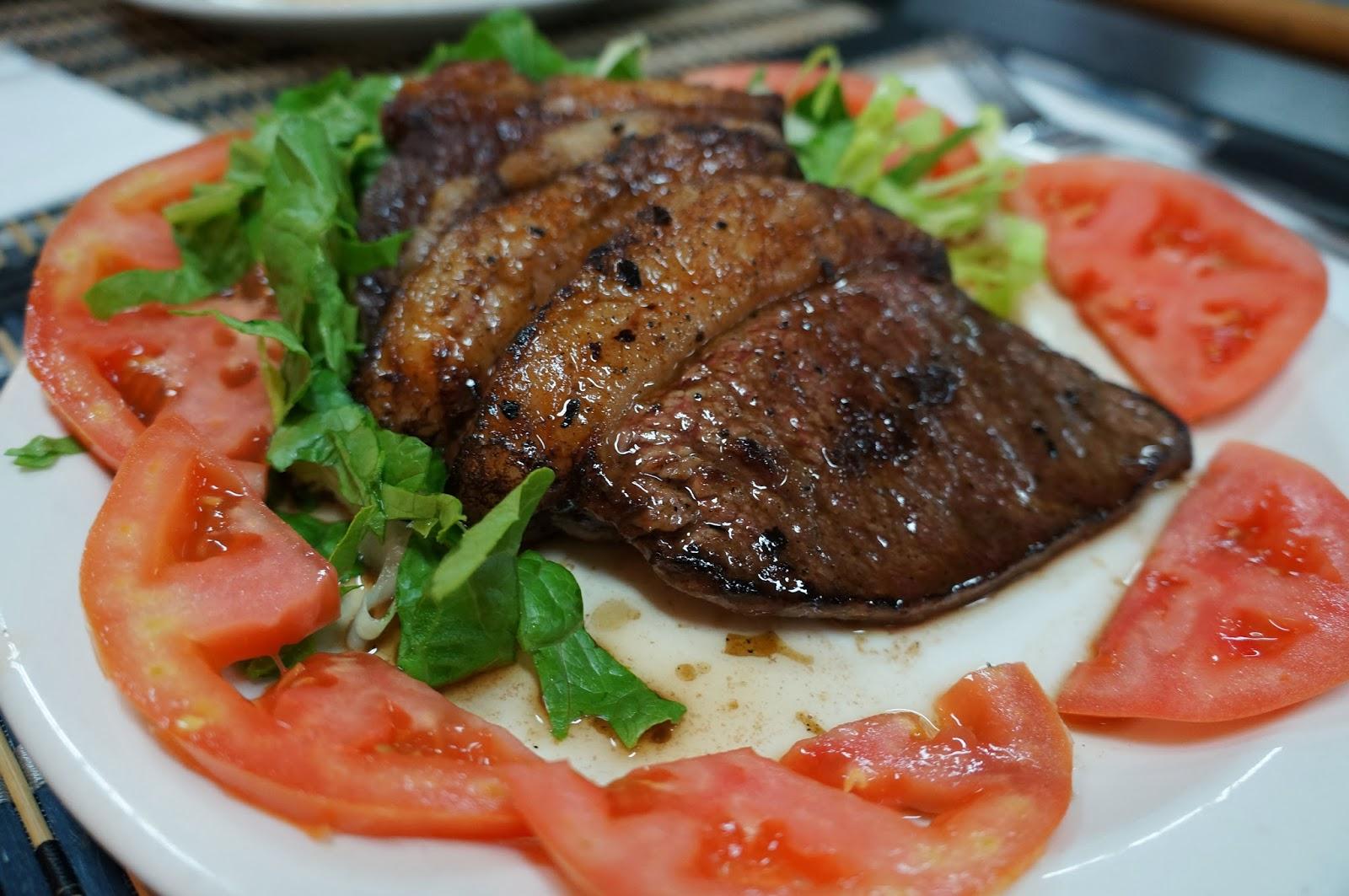 Muita carne no restaurante - 2 7